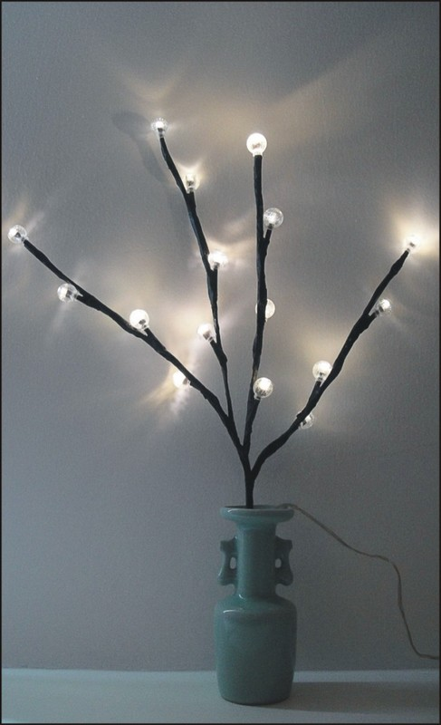made in china  FY-003-F04 LED cheap christmas branch tree small led lights bulb lamp  corporation